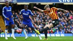 Chelsea v Bradford City - FA Cup Fourth Round